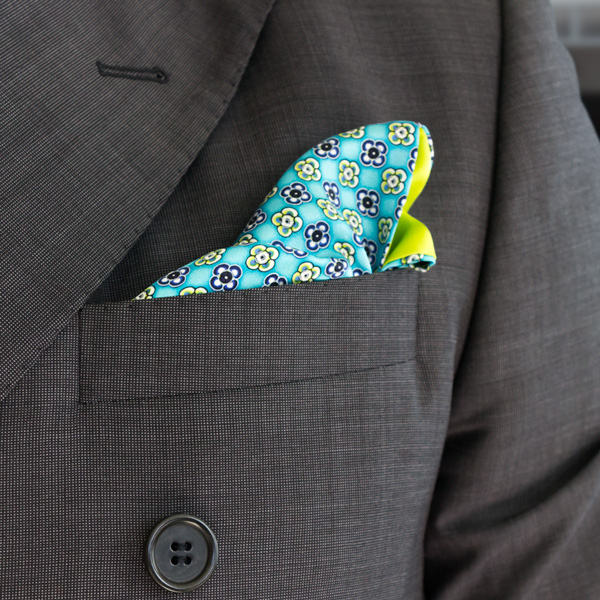 Custom Sport Jacket - the Elkann Style | ICON BESPOKE